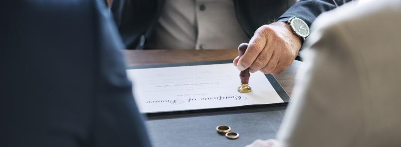 polisa na życie a rozwód