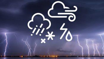 Co zrobić na wypadek burzy, huraganu, podtopienia?