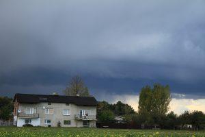 wał chmurowy
