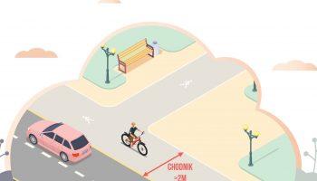 przepisy drogowe dla rowerzystow